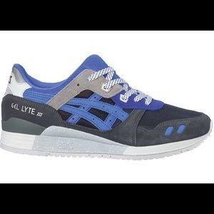 """ASICS Gel-Lyte III Sneaker Freaker """"Alvin Purple"""""""